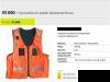 Kamizelka ostrzegawcza do szelek bezpieczeństwa Protekt VS 050