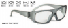 Okulary ochronne korekcyjne do zaszklenia Shoptic 9621 01 Szary matowy