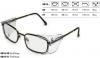 Okulary ochronne korekcyjne do zaszklenia Shoptic 9616 00 Grafitowy